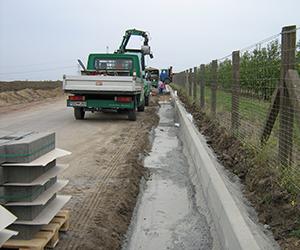 Straßen- und Wgebau der MHB